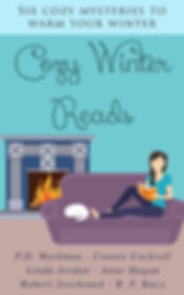 Cozy Winter Reads book cover