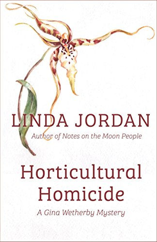 Horticultural Homicide book cover