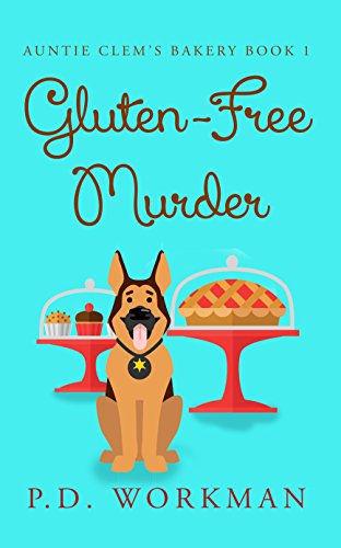 Gluten-Free Murder book cover