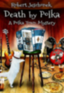 Death by Polka book cover