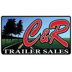 C&R trailer logo square
