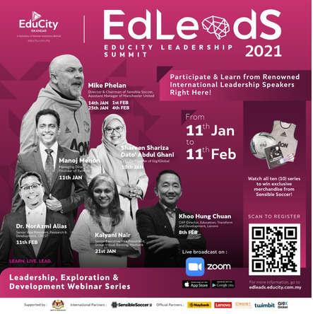 EdLeads WEBINAR