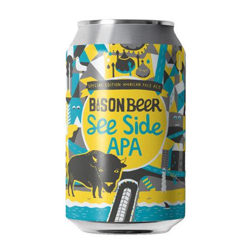 Bison Beer Sideside APA x6