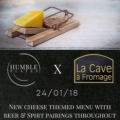 Humble Plates - La Cave à Fromage