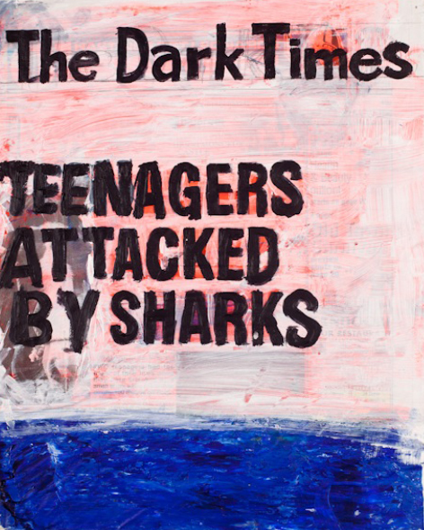Teenagers-Shark