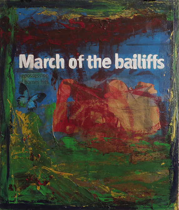 March Of TheBailiffs