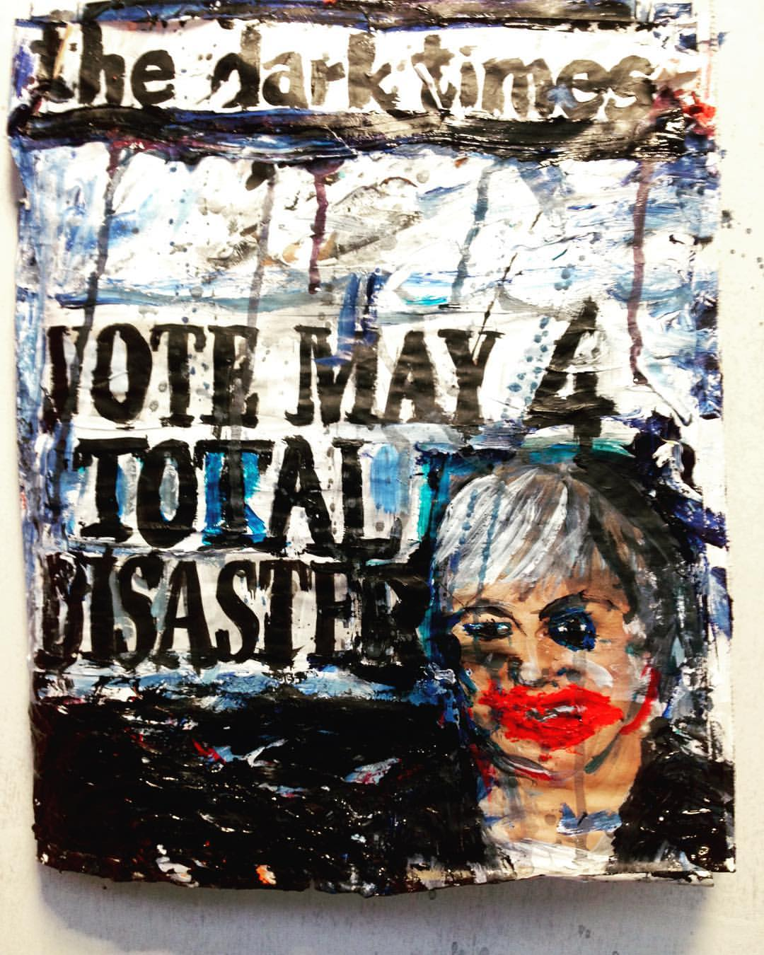 Vote 4 Total Disaster