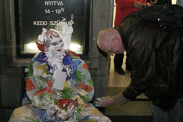 'I hate fucking clowns' 2007