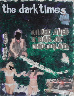 Killed Over Chocolate