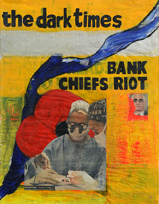 Bank Chiefs Riot