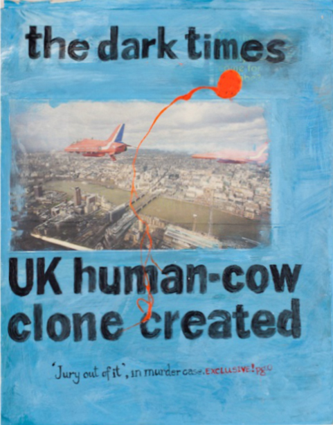 Human-Cow