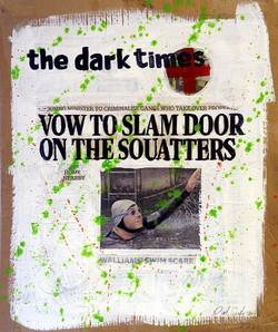 Vow To Slam Door