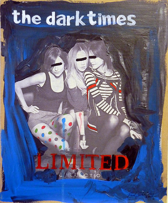 The Dark Times Ltd
