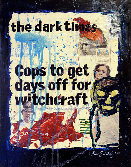 'Cops Witchcraft' [31.09.2010]