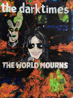 Jackson [World Mourns #2]