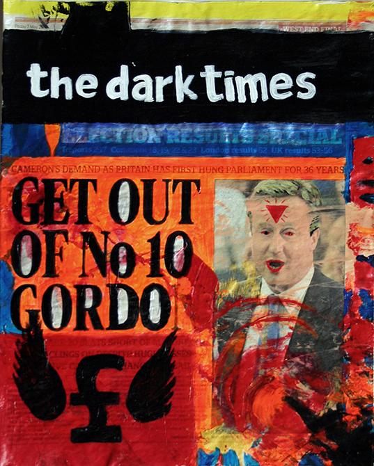 Get Out Gordo