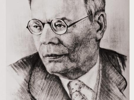 Портрет М.В. Исаковского.