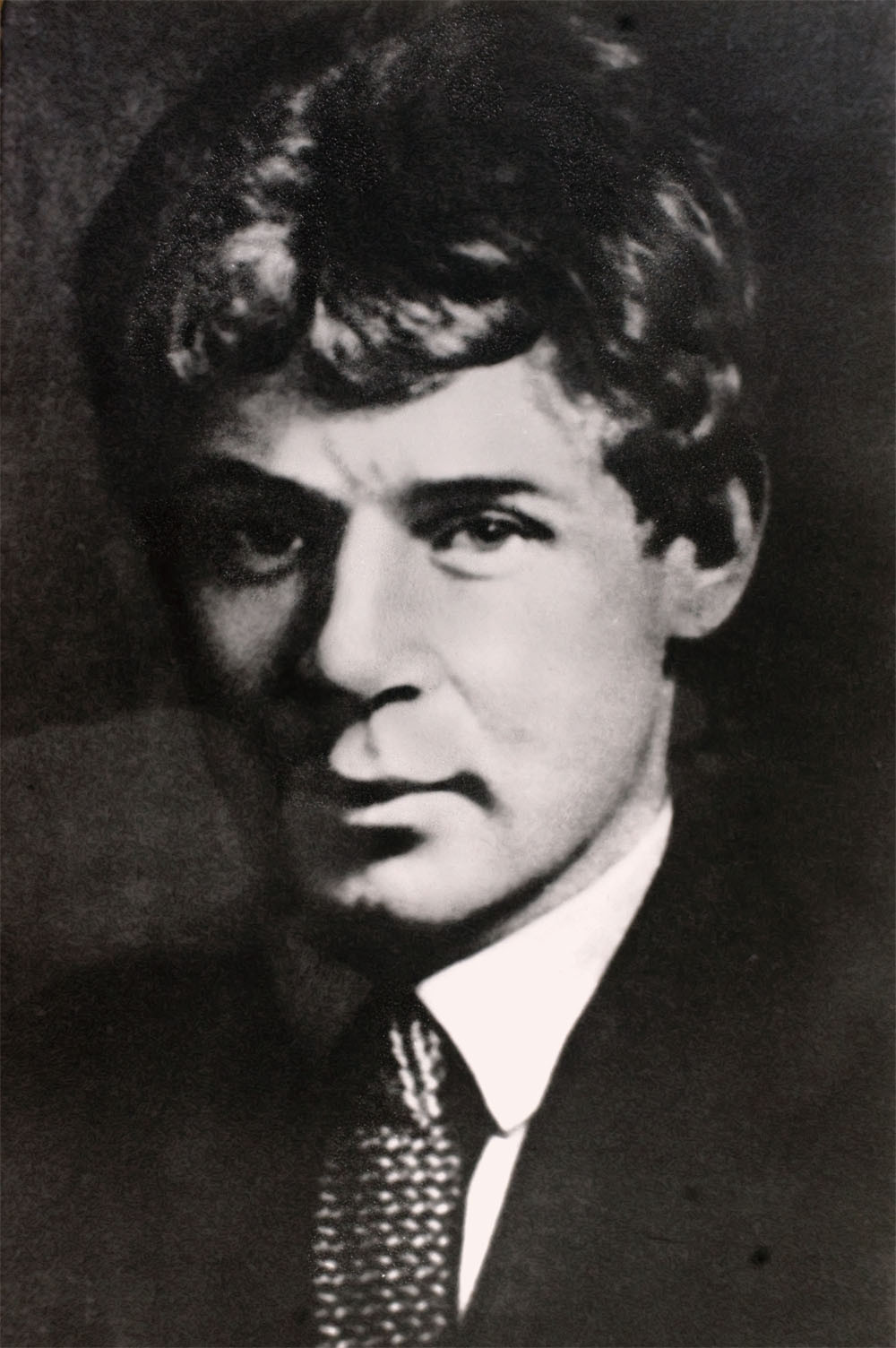 С. Есенин 1922 г.