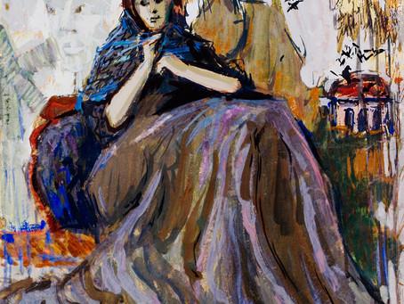О картине  «Анна Снегина»