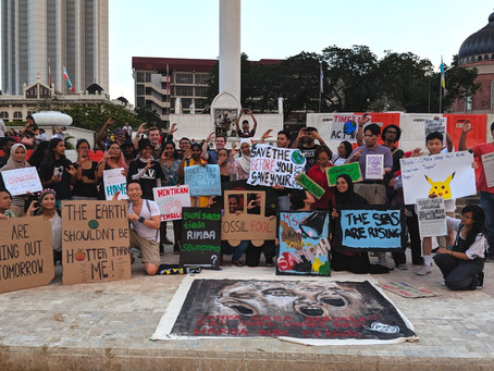 #MYCLIMATEIFTAR : KAMY's second climate strike