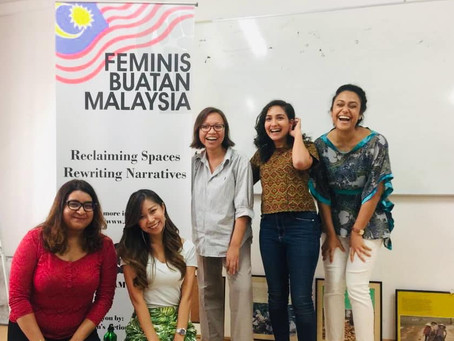 Feminis Buatan Malaysia : Climate Change. What's the big deal?