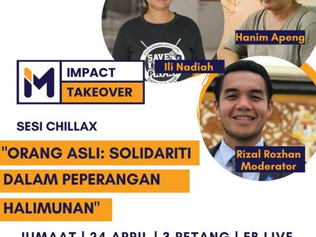 Orang Asli: Solidarity in an invisible war