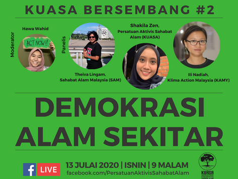 Environmental Democracy in Malaysia
