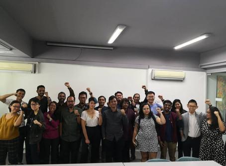 CSOs Strategic Meeting on  Transboundary Haze Crisis