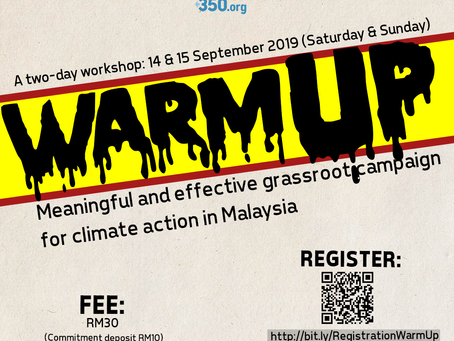#WarmUP 1.0 : Climate Workshop