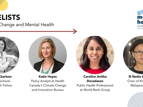 Climate Change & Mental Health Part 2