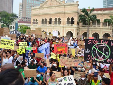 #MYCLIMATESTRIKE : KAMY's fourth climate strike