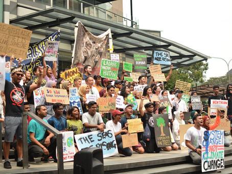 #MYCLIMATERALLY : KAMY's first climate strike
