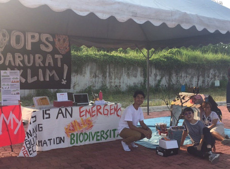 Shah Alam Community Forest (SACF) OPEN DAY
