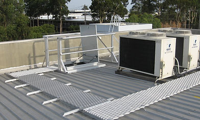 roof access works