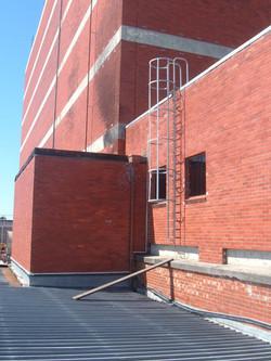 Ladder & plank