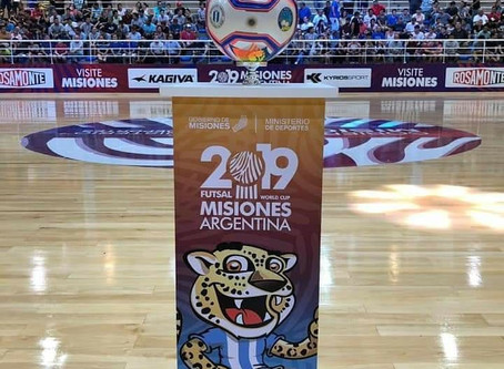 AFL players represent US in 2019 AMF Futsal Men's World Cup
