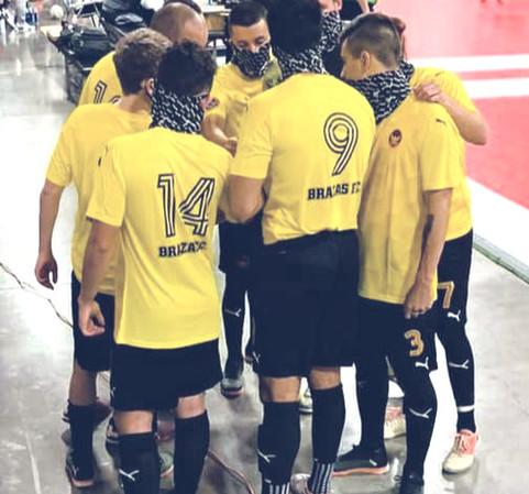 Phoenix Brazas FC Takes First Match Victory