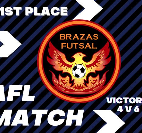Phoenix Brazas FC takes 1st place spot