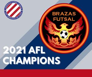 Phoenix Brazas FC Remains AFL Champions