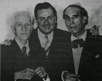 Κώστας Βάρναλης - Γιάννης Ρίτσος - Μάριος Βάρβογλης
