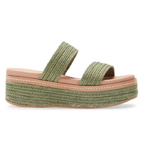 Zion Jute Wedge sandal