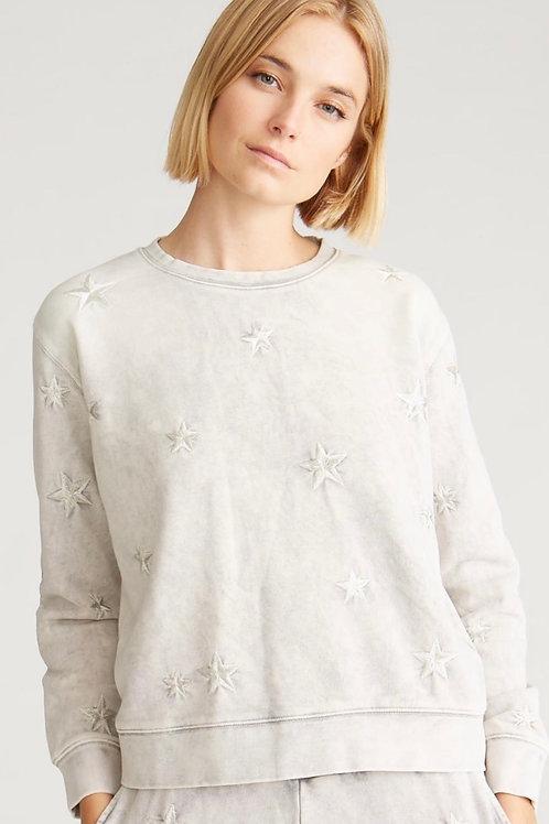 Marble Star sweatshirt