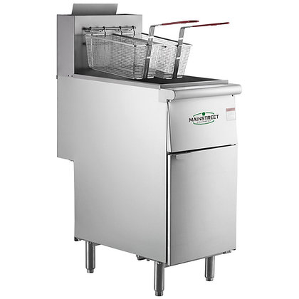 40lb gas fryer with propane