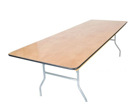 Have you thought about wider tables for your event?