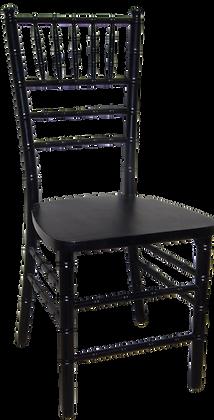 Black Chiavari chair