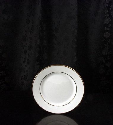 "10 1/2""Platinum dinner plate, pack of 10"