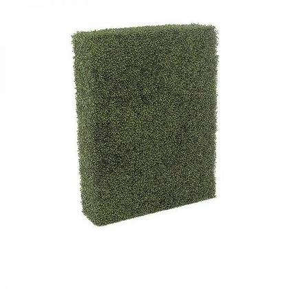 artificial box hedge, 4x8