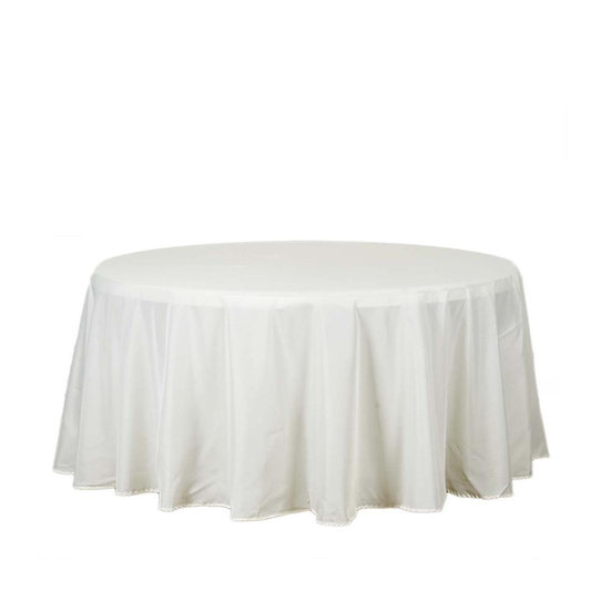 "132"" Round table cloth"