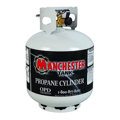 spare propane tank