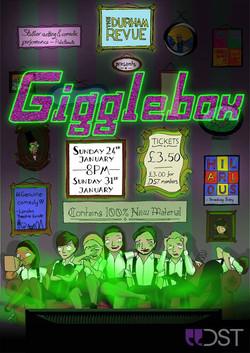 'Gigglebox' 2016 show poster